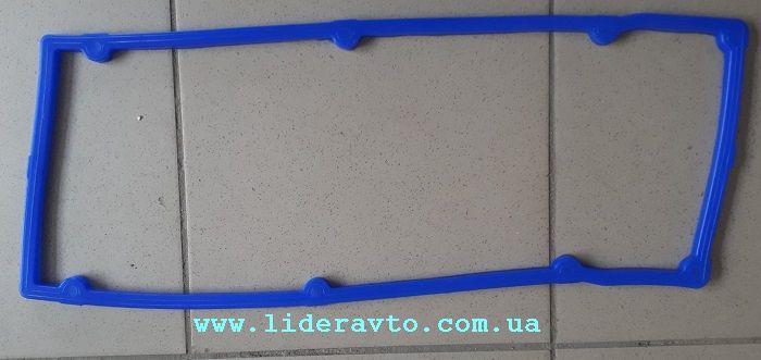 Прокладка клапанной крышки Газель дв.406 (силикон синий)