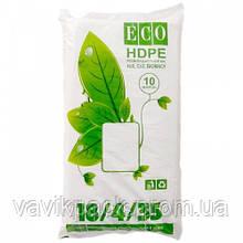 Пакет фасовка ЭКО  18*35   (10 мкм. 900 гр.)