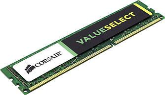 Corsair Value Select  4Gb DDR3 1600 Mhz  Оперативна пам'ять
