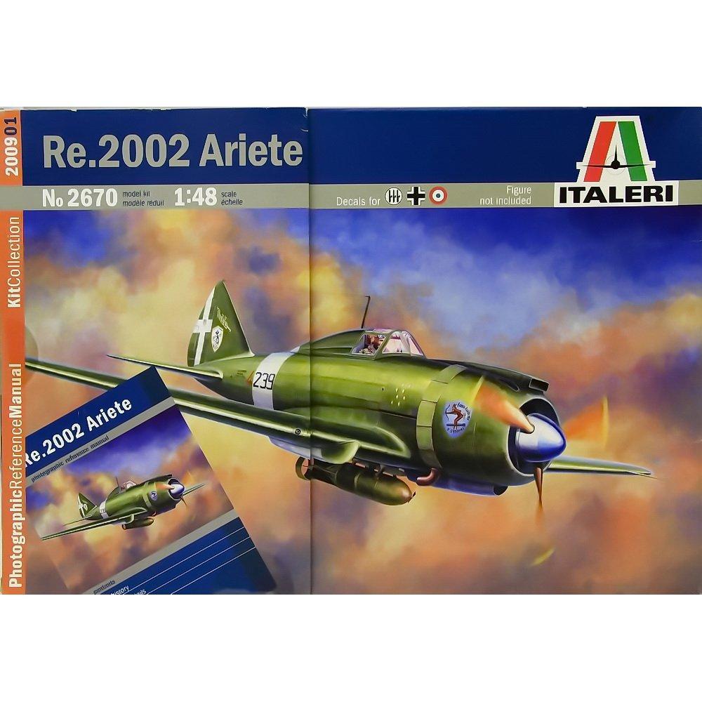 Italeri 1/48 Re.2002 Ariete