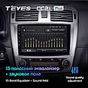 Штатная магнитола Teyes Toyota Avensis 2008-2015 Android, фото 3