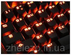 Клавіатура A4Tech Bloody B800 Black USB, фото 3