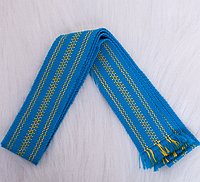 Крайка синя-желтая  (малая)