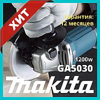 Болгарка Makita GA5030 УШМ Угловая шлифмашина болгарка Макита 125 мм