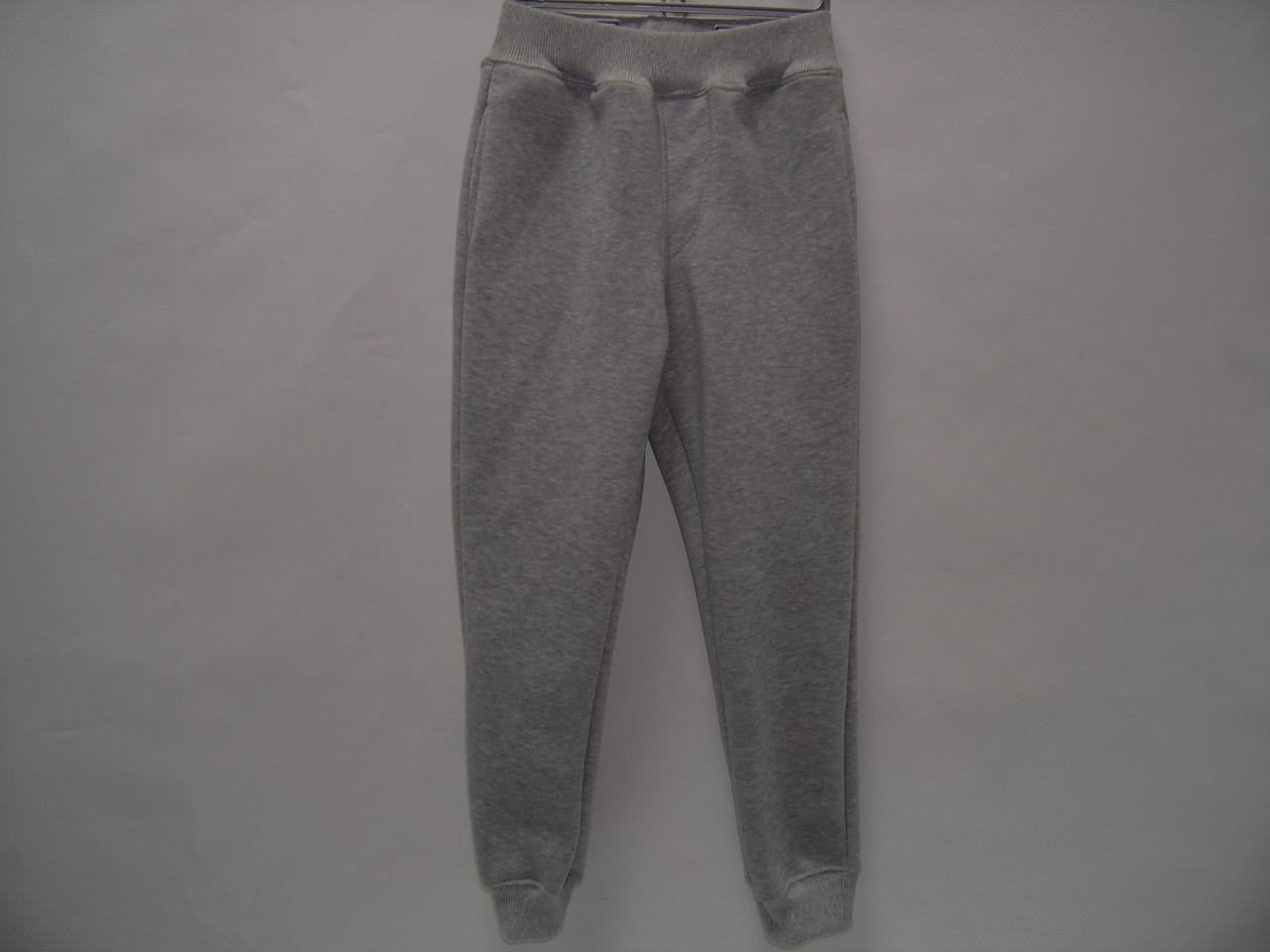 Теплые спортивные брюки