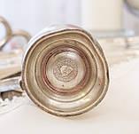 Старий олов'яний глечик, харчове Олово, Zinn, Німеччина, 300 мл, фото 8