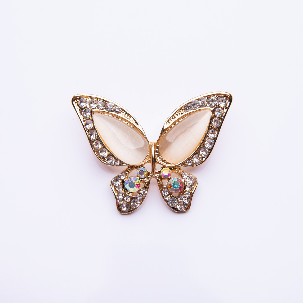 Брошка метелик 48х35мм