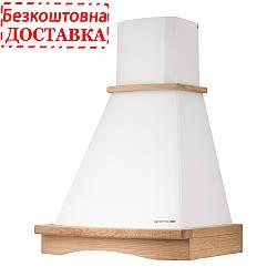 Витяжка Pyramida R 60 WH Білий