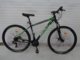 """Велосипед Azimut Aqua 24"""" GD рама 15, 2021"""