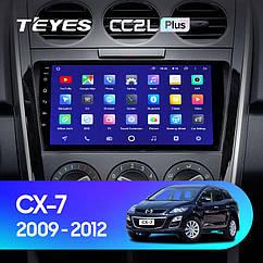 Штатная магнитола TEYES Mazda CX-7 Teyes (2009-2012) Android