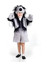 Волк карнавальный костюм для мальчика