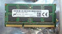 Оперативная память для ноутбука Sodimm DDR3L 8GB 1866mhz PC3L-14900 (Hynix, Samsung, Kingston...) бу