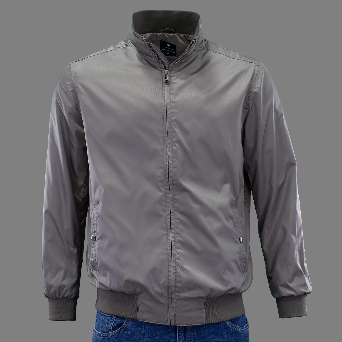 Куртка чоловіча Tony Montana 6138 GRI 100% поліестер L(Р)