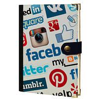 Дневник на кнопке Социальные сети