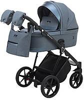 Детская коляска 2 в 1 Adamex Gallo Thermo PS87, фото 1
