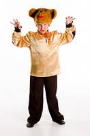 Медвежонок новогодний карнавальный костюм для мальчика