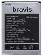Аккумулятор Prime Bravis S500 Diamond