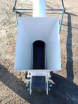 Стрічкові навантажувачі з стрічкою в трубі, діаметр 159 мм, довжина 8 000 мм., фото 3