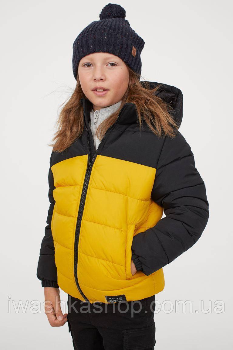 Тепла куртка на хлопчика 12-13 років, 158 р. H&M