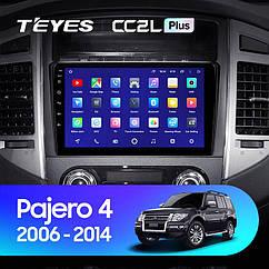 Штатная магнитола TEYES Mitsubishi Pajero Wagon  2006-2014 Android