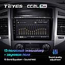 Штатная магнитола TEYES Mitsubishi Pajero Wagon  2006-2014 Android, фото 3