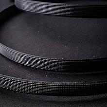 Регилин жесткий корсетный, 10 мм, черный