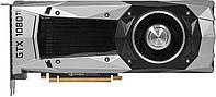 Asus GeForce GTX 1080 Ti Founders Edition 11GB ( ASUS GTX1080TI-FE ) OEM, фото 1