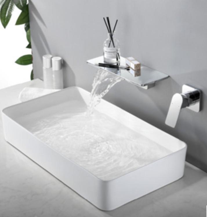 Встроенный смеситель для ванной. Модель RD-514