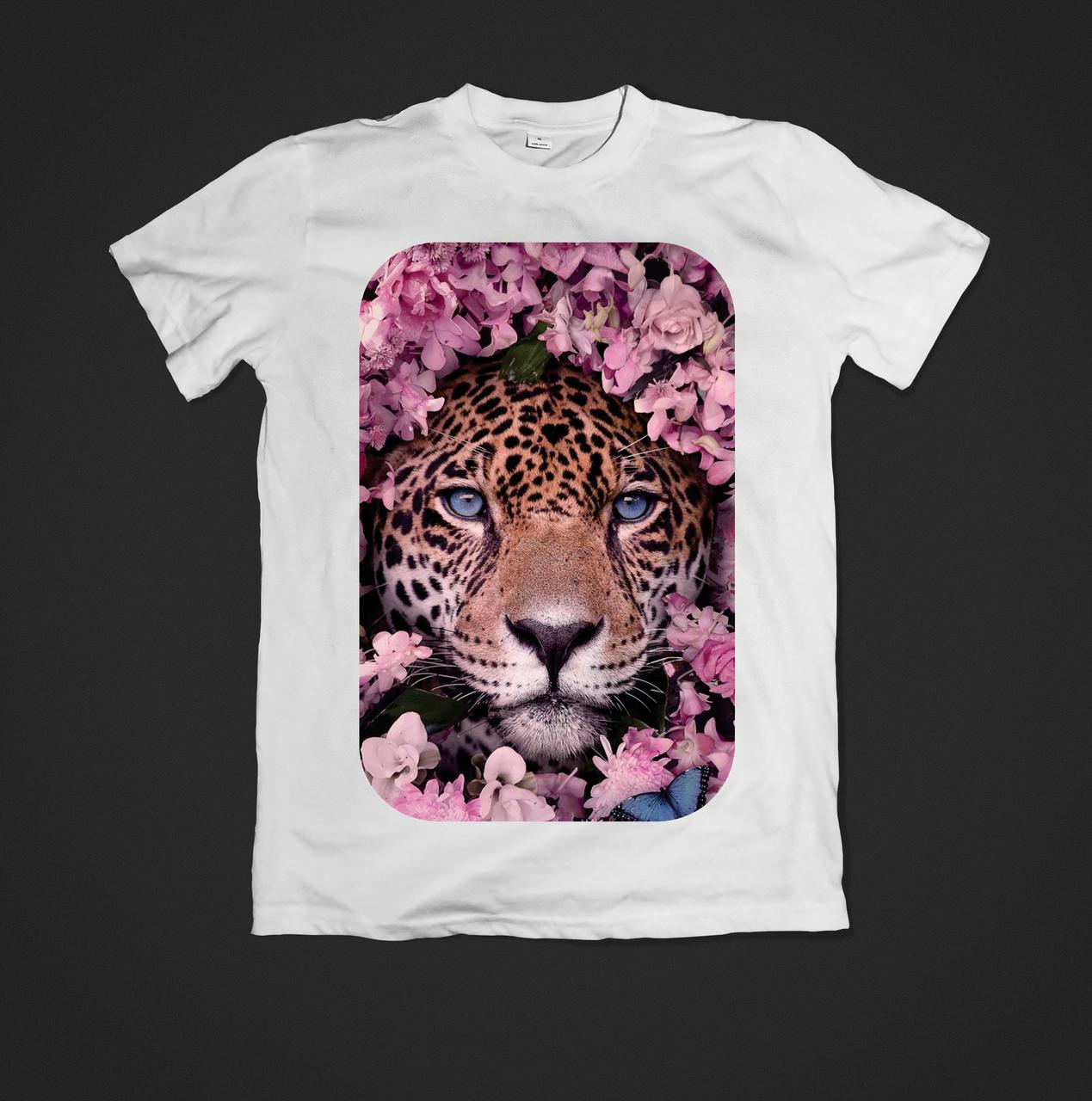 Футболка YOUstyle жіноча Tiger 0527 S White