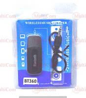 03-00-213. Конвертор Bluetooth - AUX (receiver), ВТ-360