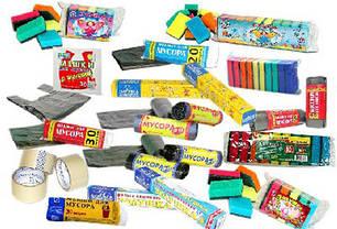 Упаковочные материалы и хозтовары