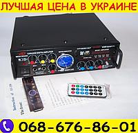 Підсилювач Mega Sound 2х500W.Підсилювач., фото 1
