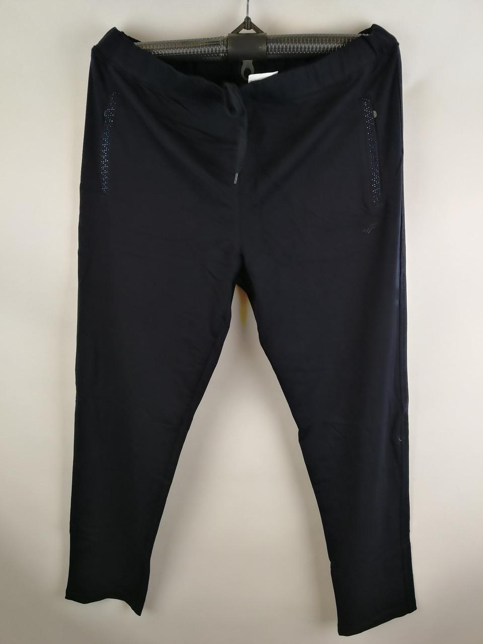 Жіночі спортивні штани великого розміру