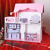 Домик для кукол. М 002.Бесплатная Доставка!, фото 2
