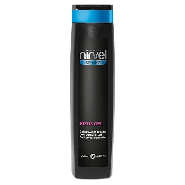 Nirvel Rizos Gel.Гель для укладки вьющихся волос, 250 мл.