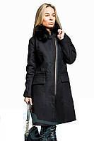 Теплое кашемировое пальто. S M L