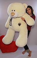 Большой плюшевый мишка Тедди 140 см.мягкая игрушка мишка.мягкие игрушки украина фисташковый