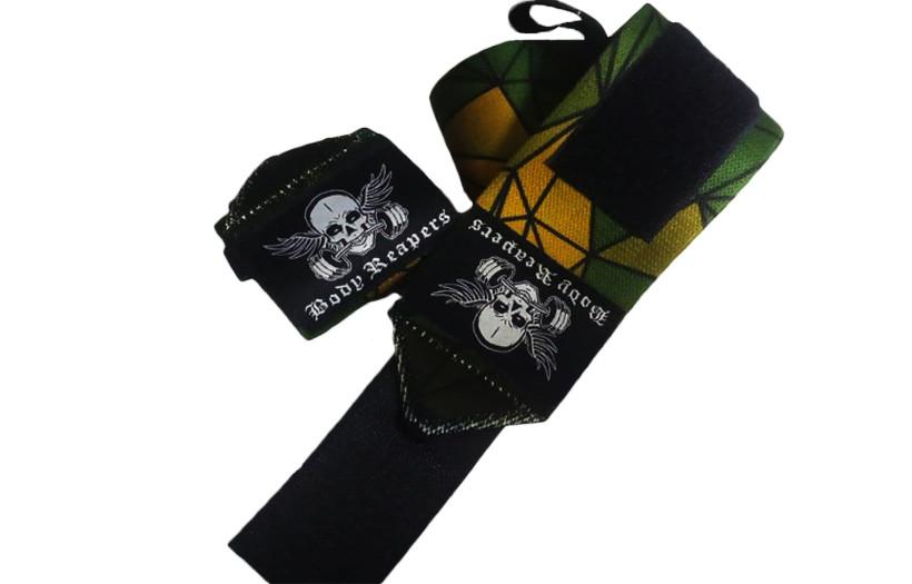 Кистьові бинти Body Reapers Wrist Wraps