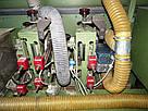 Homag KL79/QA/S2 кромкооблицювальний верстат бу 1992р. Повна обробка кромки зі швидкістю до 24 м/хв., фото 8