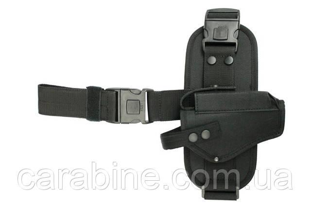 тактическая (штурмовая) набедренная кобура для пистолета