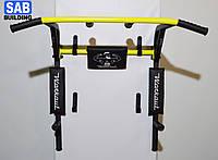 Турник брусья 4 в 1 (3 в 1) Workout домашний разборный настенный (на стену)
