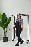 Трикотажный комбинезон для беременных