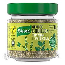 Knorr Vegetable Bouillon Тимьян и петрушка (100% натуральные + веганские ингредиенты