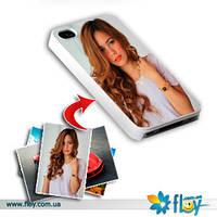 Печать на чехле для Samsung Galaxy S4 / I9500
