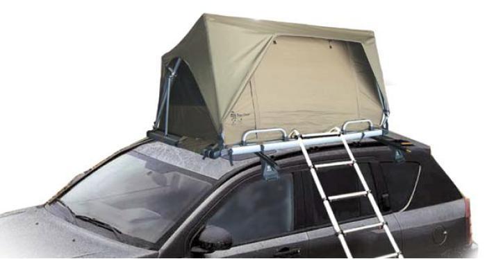 Палатка автоматическая автомобильная Tramp Top over
