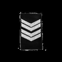 Погони Старший Сержант поліції продевной (1шт) 12042