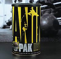 Витамины Анимал пак Universal Animal Pak 44 пакета Минеральный комплекс для спортсменов