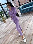 Женский спортивный костюм - тройка с топом, штанами и укороченной мастеркой 66051158Q, фото 7