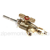 Кран газовий малої пальника до газової плити Electrolux 3429075058