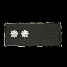 Погони Молодший лейтенант поліції 1шт., муфта (продевной) 12102